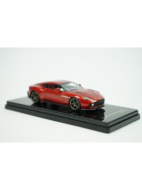 Aston Martin Vanquish Zagato (Lava red) 1/43 TSM Model TSM Model - 4