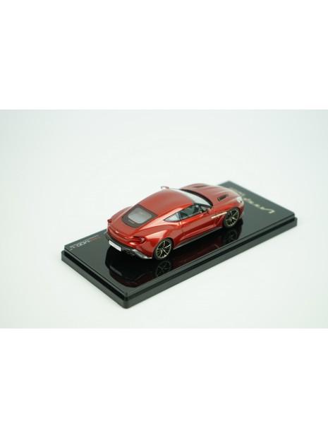 Aston Martin Vanquish Zagato (Lava red) 1/43 TSM Model TSM Model - 6