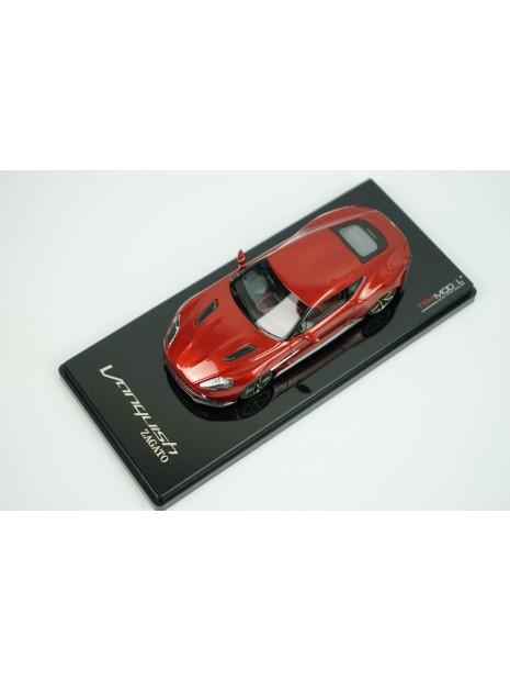Aston Martin Vanquish Zagato (Lava red) 1/43 TSM Model TSM Model - 9