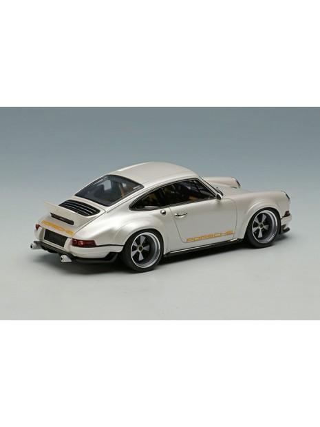 copy of Porsche 911 GT1 EVO Straßenversion 1997 (Silver) 1/43 Make Up Eidolon Make Up - 2