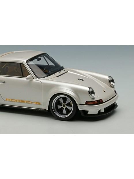 copy of Porsche 911 GT1 EVO Straßenversion 1997 (Silver) 1/43 Make Up Eidolon Make Up - 3