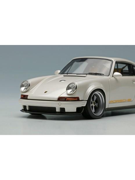copy of Porsche 911 GT1 EVO Straßenversion 1997 (Silver) 1/43 Make Up Eidolon Make Up - 4