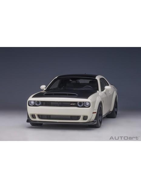 Dodge Challenger SRT Demon (Blanc) 1/18 AUTOart AUTOart - 3