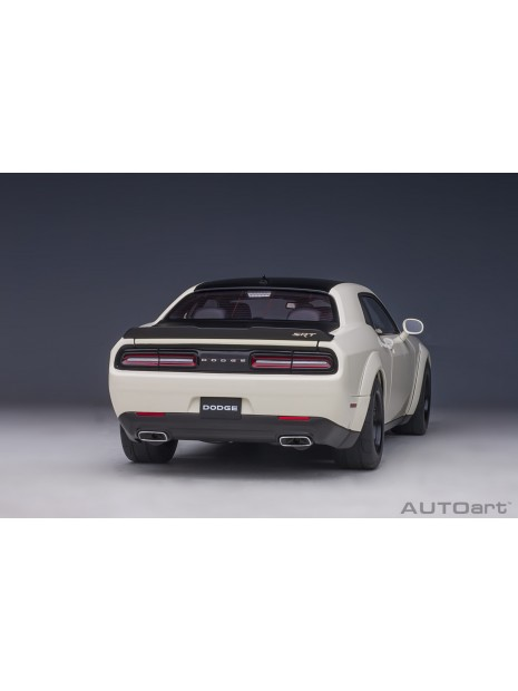 Dodge Challenger SRT Demon (Blanc) 1/18 AUTOart AUTOart - 4