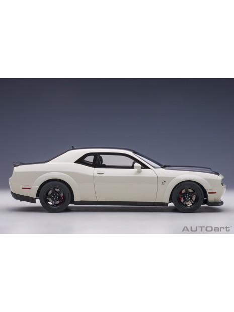 Dodge Challenger SRT Demon (White) 1/18 AUTOart AUTOart - 8