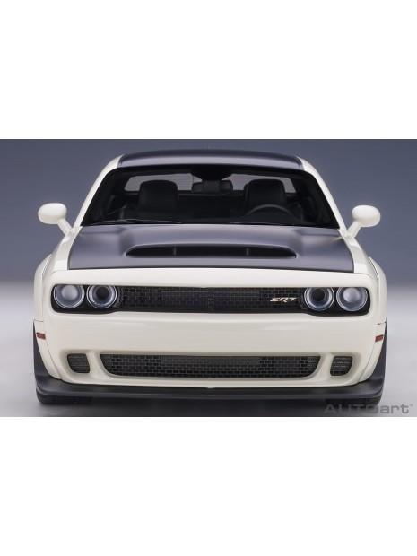 Dodge Challenger SRT Demon (White) 1/18 AUTOart AUTOart - 9