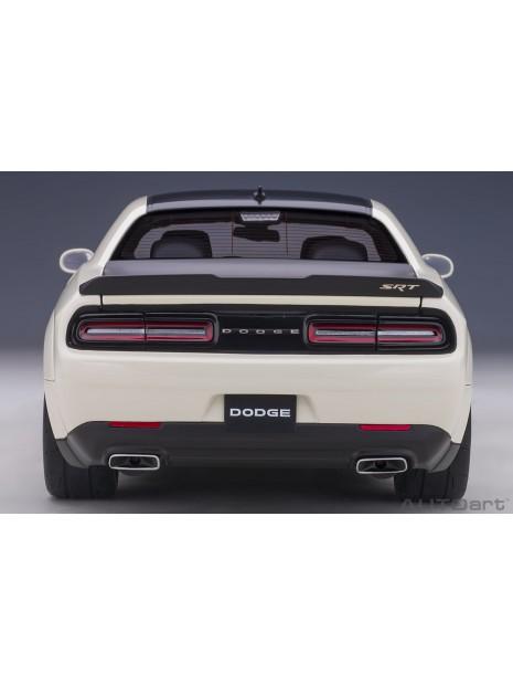 Dodge Challenger SRT Demon (White) 1/18 AUTOart AUTOart - 10