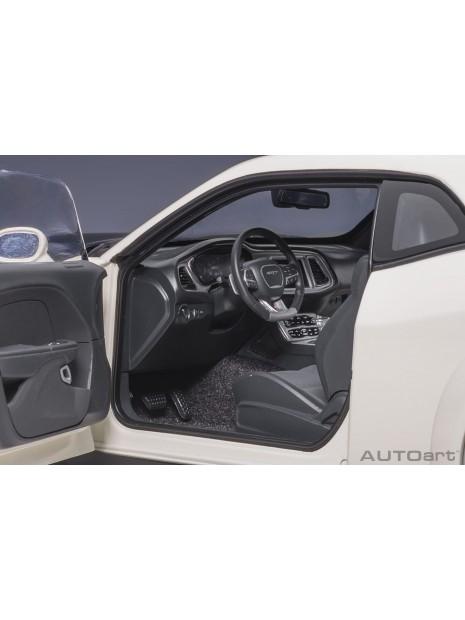 Dodge Challenger SRT Demon (Blanc) 1/18 AUTOart AUTOart - 12