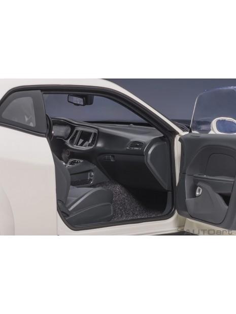 Dodge Challenger SRT Demon (Blanc) 1/18 AUTOart AUTOart - 13