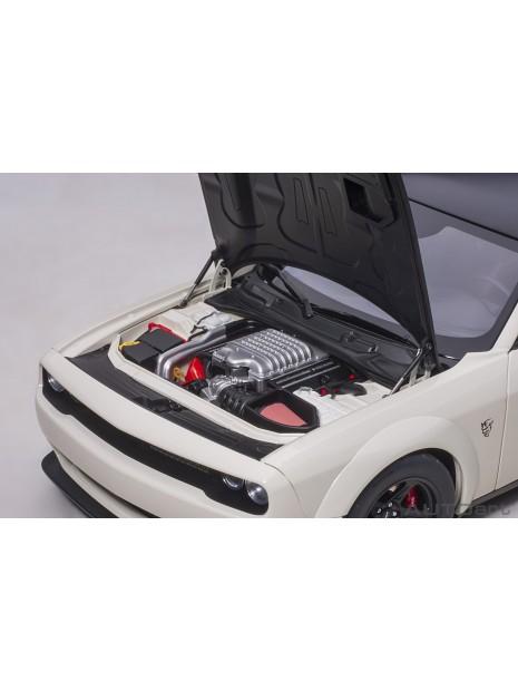 Dodge Challenger SRT Demon (White) 1/18 AUTOart AUTOart - 14