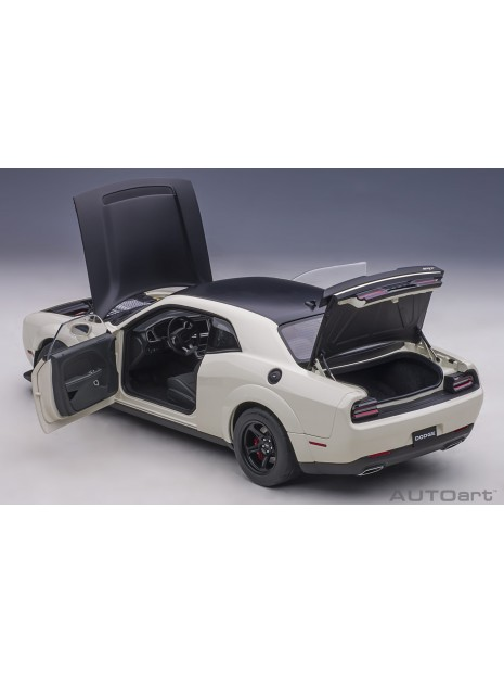 Dodge Challenger SRT Demon (White) 1/18 AUTOart AUTOart - 16
