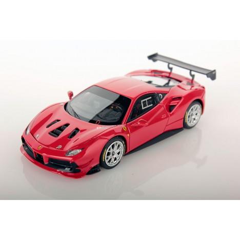Ferrari 488 Challenge (Rosso Corsa) 1/43 Looksmart Looksmart - 2