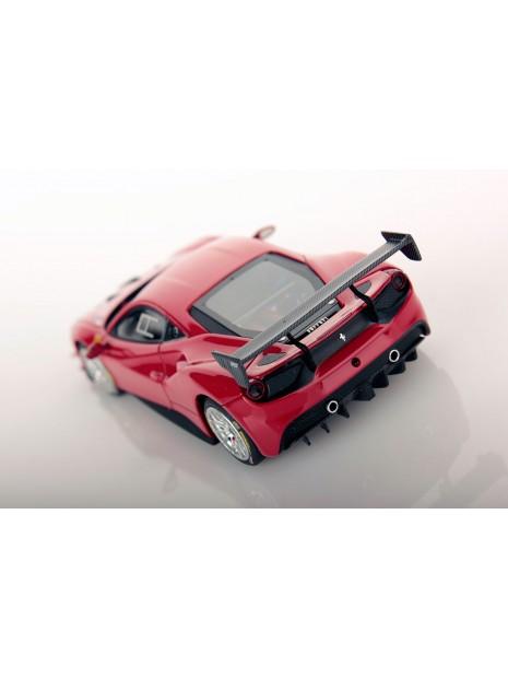 Ferrari 488 Challenge (Rosso Corsa) 1/43 Looksmart Looksmart - 4