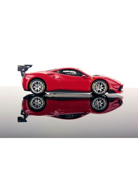 Ferrari 488 Challenge (Rosso Corsa) 1/43 Looksmart Looksmart - 5