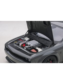 Ford GT 2015  gris Top Speed 1/18
