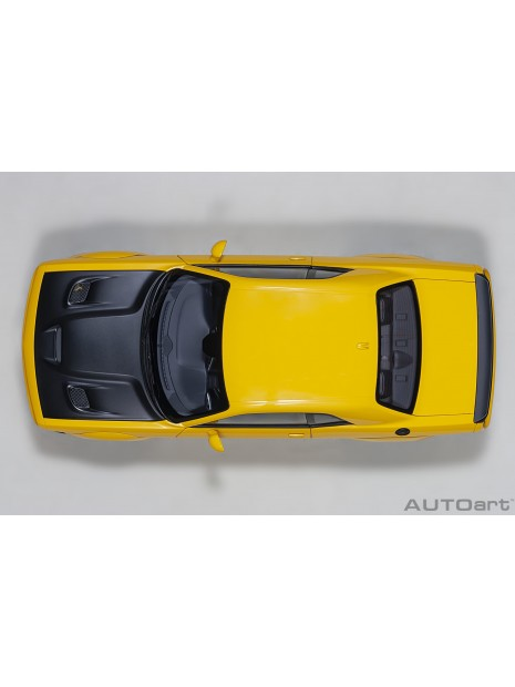 Dodge Challenger SRT Hellcat Widebody (Jaune) 1/18 AUTOart AUTOart - 11