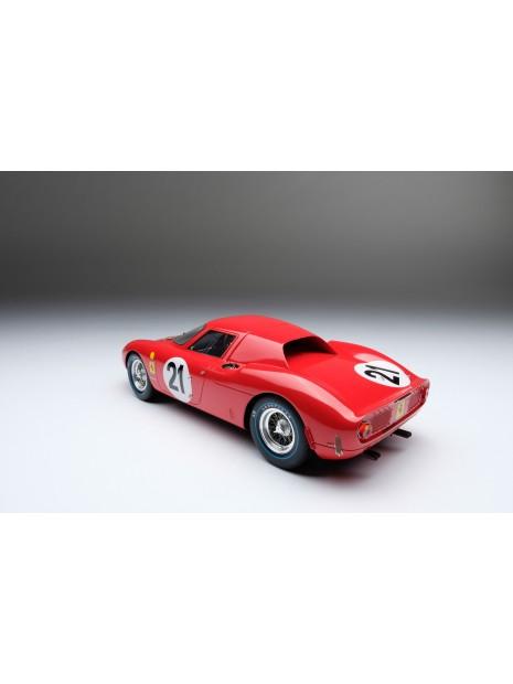 Ferrari 250 LM Le Mans 1965 1/18 Amalgam Amalgam - 3