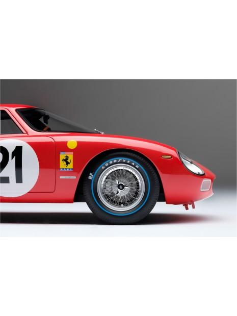 Ferrari 250 LM Le Mans 1965 1/18 Amalgam Amalgam - 5