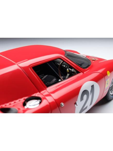 Ferrari 250 LM Le Mans 1965 1/18 Amalgam Amalgam - 7