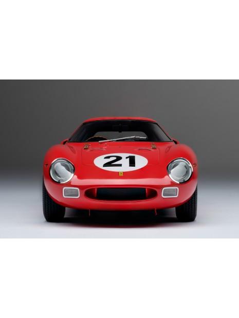 Ferrari 250 LM Le Mans 1965 1/18 Amalgam Amalgam - 10