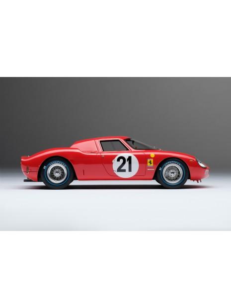 Ferrari 250 LM Le Mans 1965 1/18 Amalgam Amalgam - 12