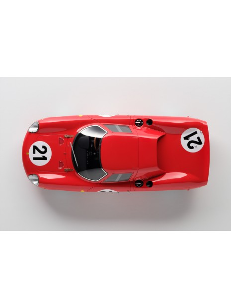 Ferrari 250 LM Le Mans 1965 1/18 Amalgam Amalgam - 14