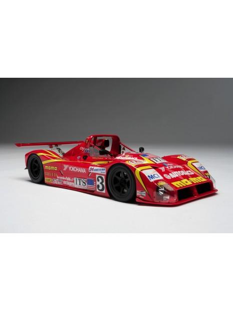 Ferrari 333 SP 24h LE MANS 1997 1/18 Amalgam Amalgam - 1
