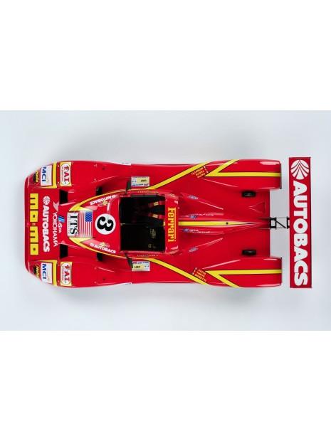 Ferrari 333 SP 24h LE MANS 1997 1/18 Amalgam Amalgam - 3