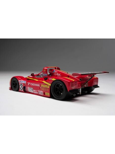 Ferrari 333 SP 24h LE MANS 1997 1/18 Amalgam Amalgam - 4