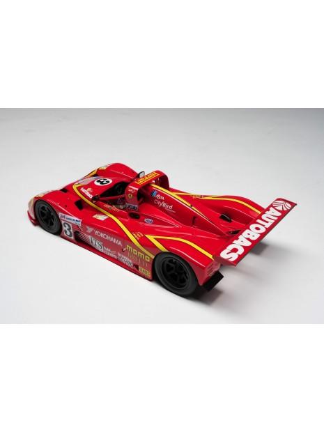Ferrari 333 SP 24h LE MANS 1997 1/18 Amalgam Amalgam - 5