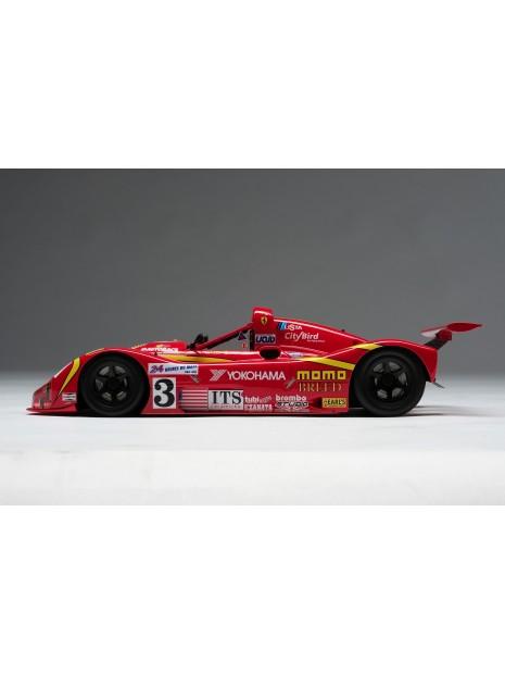 Ferrari 333 SP 24h LE MANS 1997 1/18 Amalgam Amalgam - 6