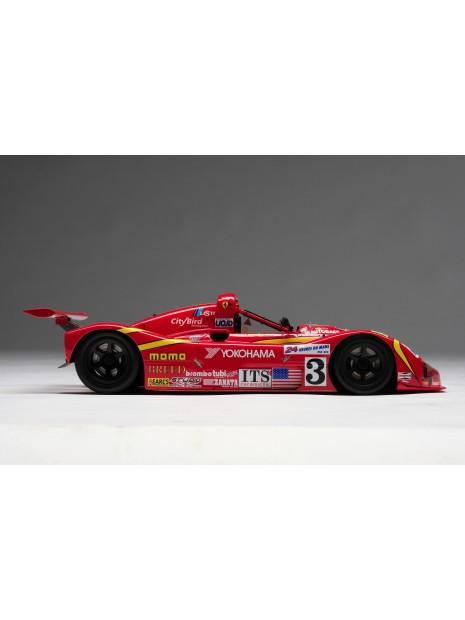 Ferrari 333 SP 24h LE MANS 1997 1/18 Amalgam Amalgam - 7