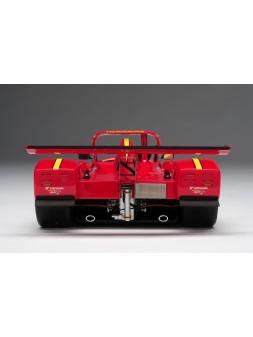 Honda NSX (RHD) black Top Speed 1/18