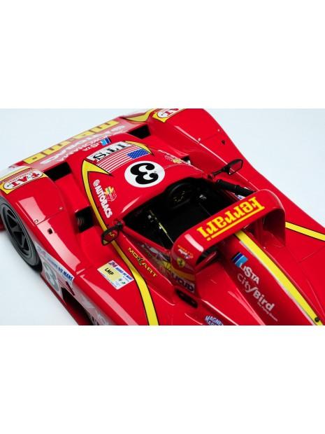 Ferrari 333 SP 24h LE MANS 1997 1/18 Amalgam Amalgam - 9