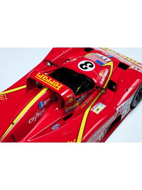 Ferrari 333 SP 24h LE MANS 1997 1/18 Amalgam Amalgam - 10