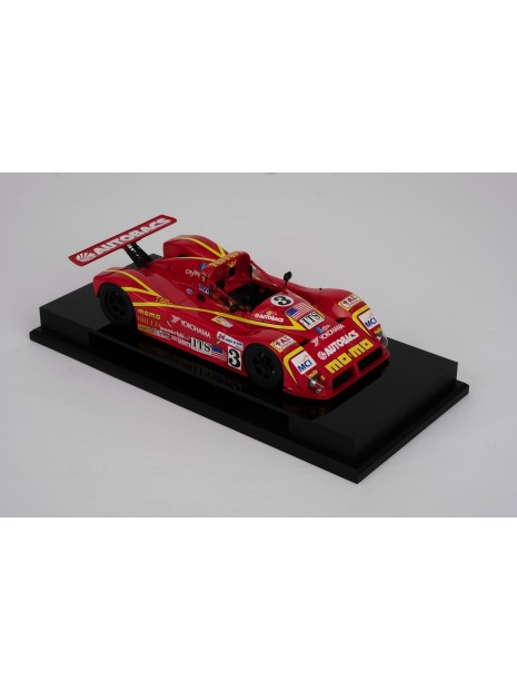 Ferrari 333 SP 24h LE MANS 1997 1/18 Amalgam Amalgam - 11