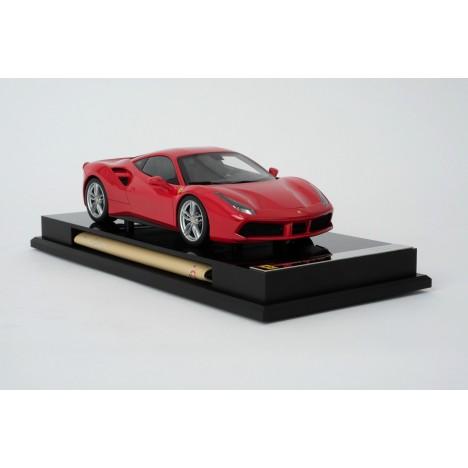 Ferrari 488 GTB 1:18 Amalgam Amalgam - 1