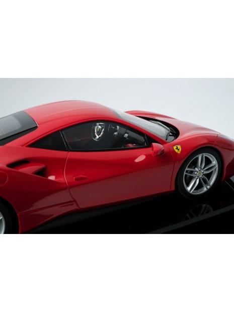 Ferrari 488 GTB 1:18 Amalgam Amalgam - 4