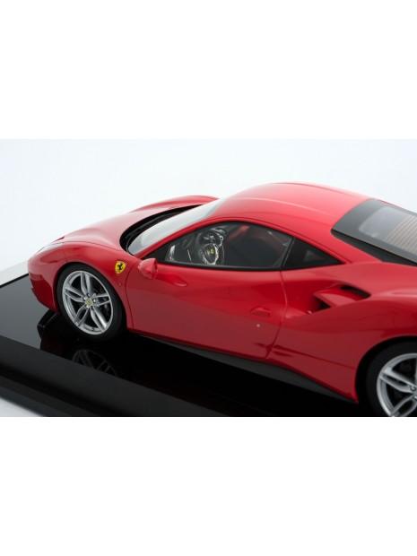 Ferrari 488 GTB 1:18 Amalgam Amalgam - 5