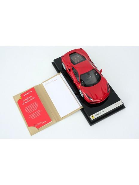 Ferrari 488 GTB 1:18 Amalgam Amalgam - 6