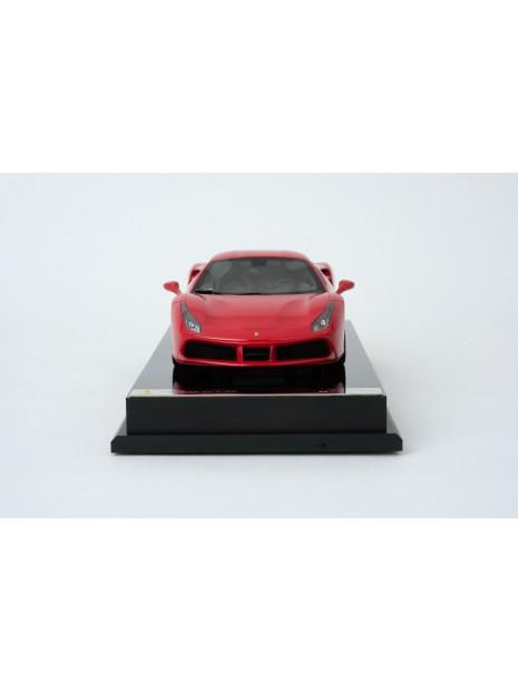 Ferrari 488 GTB 1:18 Amalgam Amalgam - 7