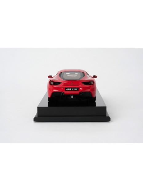 Ferrari 488 GTB 1:18 Amalgam Amalgam - 8