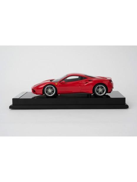 Ferrari 488 GTB 1:18 Amalgam Amalgam - 10