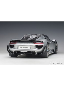 Bugatti Veyron Grand Sport Soft Top (silver) 1:43 Looksmart - 9