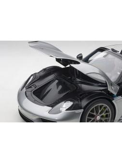 Bugatti Veyron Grand Sport (white) 1:43 Looksmart - 1