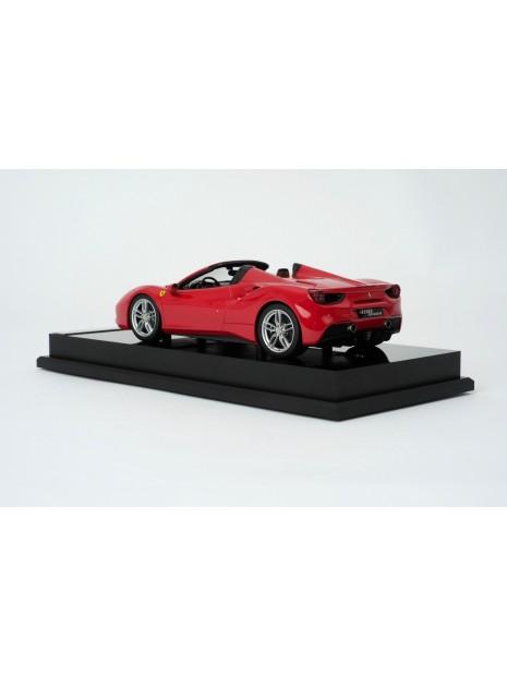 Ferrari 488 Spider 1:18 Amalgam Amalgam - 1