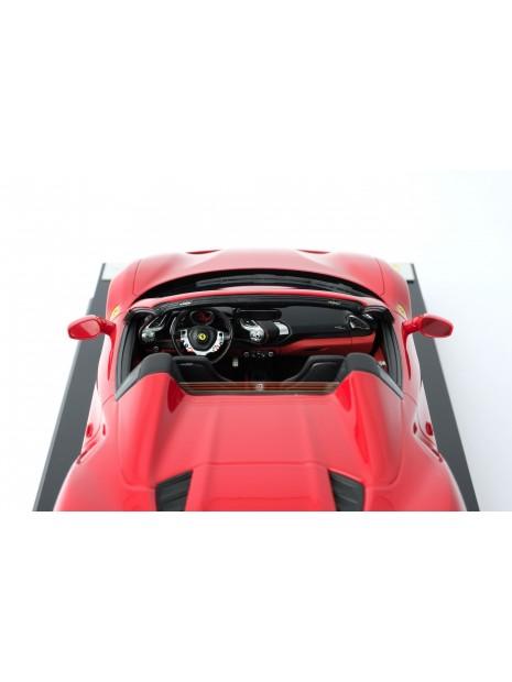 Ferrari 488 Spider 1:18 Amalgam Amalgam - 3