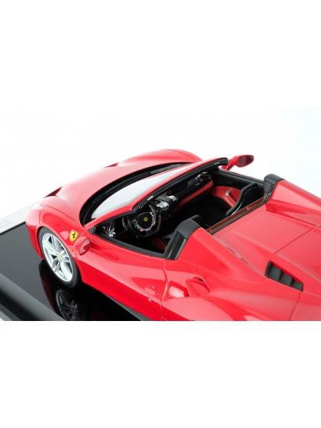 Ferrari 488 Spider 1:18 Amalgam Amalgam - 4