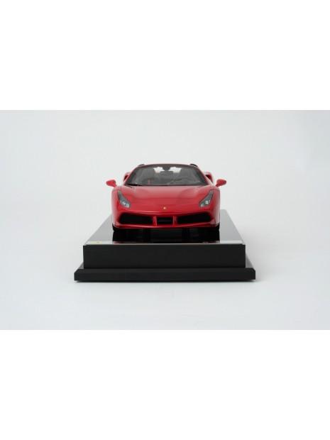 Ferrari 488 Spider 1:18 Amalgam Amalgam - 7
