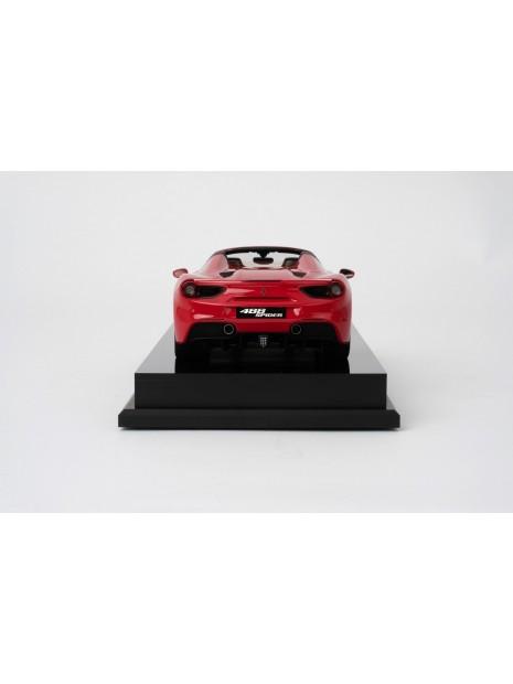 Ferrari 488 Spider 1:18 Amalgam Amalgam - 8